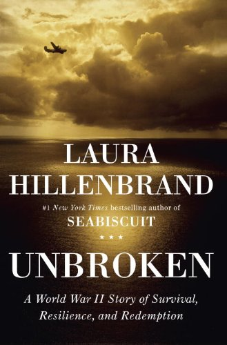 Unbroken Book Laura Hillenbrand Louie Zamperini