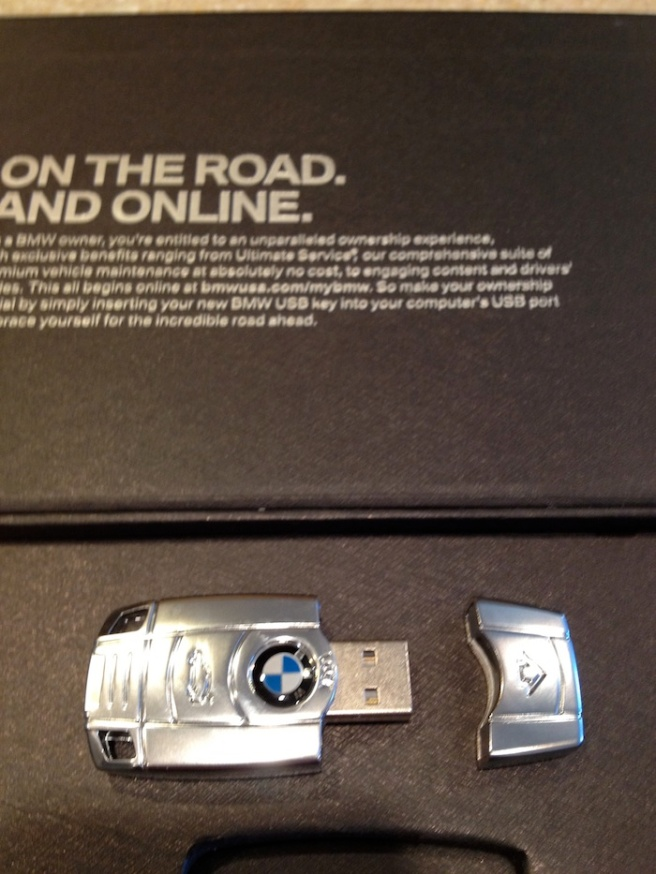 BMW USB Key