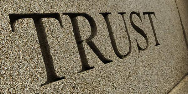 Building Business Trust