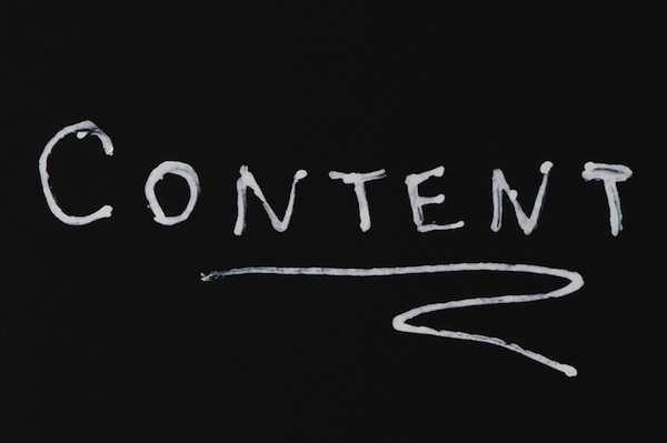 Having a content process can help your efficiency.