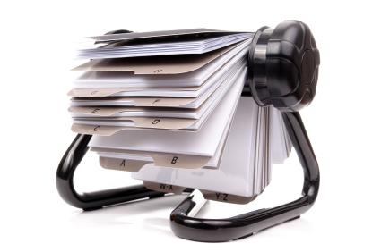The modern rolodex in LinkedIn