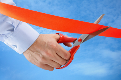 cutting red tape simpler