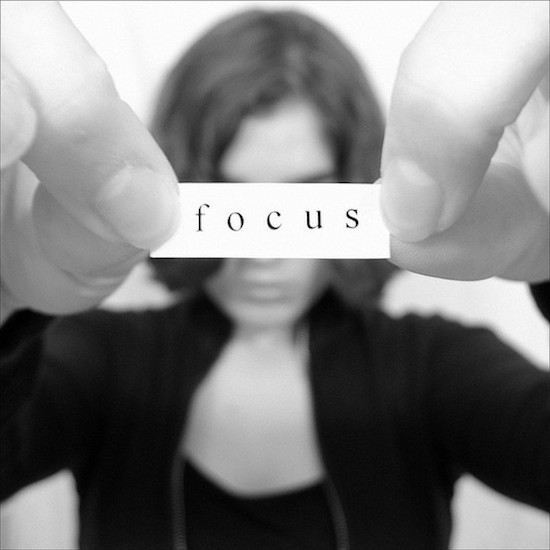 focusing your mind for action