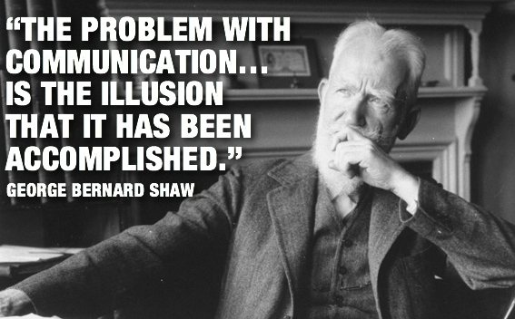 communication requires asking