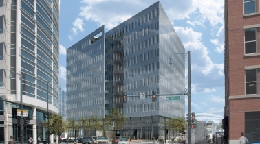 Triangle Building Union Station Denver Salesforce Consulting