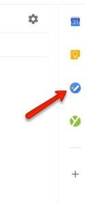 gmail tasks sidebar