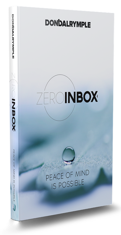ZeroInbox Book for Productivity